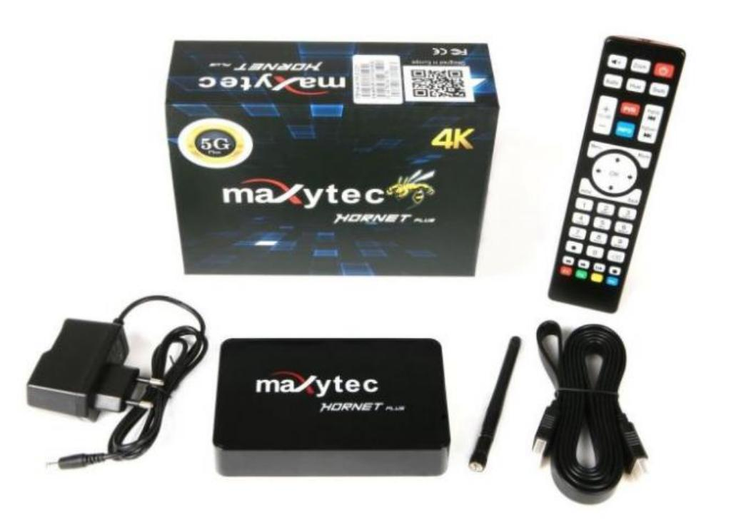 IP TV Receiver Maxytec Hornet